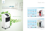 De Cirkelende en Bevochtigende Lucht van het nieuwe van het Idee Elektrische van de Ventilator van de Zomer van de Ventilator KoelWater van het Stootkussen Koelere lfs-701A