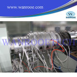 20-110mm Doppelschraube Belüftung-HDPE Rohr-Extruder-Produktionszweig