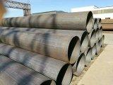 Tubulação suave do Nace Mr-0175 En10219 S355joh Jcoe LSAW para Arábia Saudita