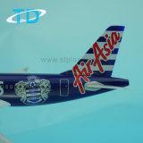 """Модель Airbnus A320 1: 150 25см """"Airasia Qpr"""" уникальных изделий для продажи"""