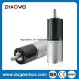 Mikro Gleichstrom-Gang-Reduzierstück-Motor des elektrischer Blendenverschluss-verwanzter Getriebe-22mm