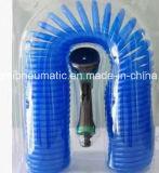밝은 파란색 폴리우레탄 반동 호스 (8*5mm, 7.5M)