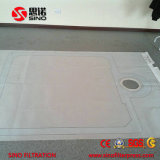 Type de petite capacité filtre-presse de plaque et de bâti manuel de Jack de vis