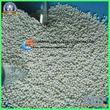 Sfere stridenti dell'allumina del rifornimento utilizzate nell'industria di fabbricazione della carta