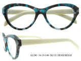 2016 Top Fashion Design Spectacle Optical Glasses Frame Acetate Eyewear