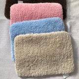Skin-Friendly suave antideslizante contra el suelo del baño alfombra de la puerta de microfibra textil Water-Absorbing chenilla anticorrosión duradera felpudos de entrada/PVC/alfombras de coche