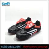 Lace-up Cleats van het Voetbal van de Laarzen van de Voetbal van de Sluiting Binnen Goedkope voor Mens