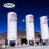 化学工学装置の液体酸素の低温学タンク