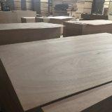 madera contrachapada de la cara de Okoume del gradiente de 1220*2440m m BB/CC