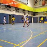 2018 Vloer van de Sporten van pvc van het Nieuwe Product de Binnen voor Voetbal/Hof Futsal