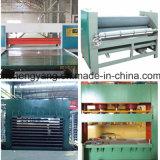 自動専門の合板機械合板の生産ライン