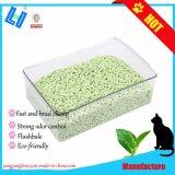 Disco duro de productos pet racimos el té verde El Tofu cat litter