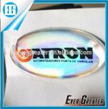 주문 UV 저항하는 3D 돔 레이블 스티커