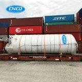 Réservoir de stockage cryogénique de certificat d'ASME/GB pour le Lar Lco2 de Lin de saumon fumé
