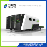 1500W CNC Volledig Systeem 3015 van de Gravure van de Laser van de Vezel van het Metaal van de Bescherming