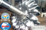 Turbina de Francis, gerador de turbina misturado do fluxo hidro para a hidro produção de eletricidade