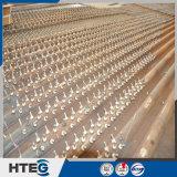 Componentes de caldeira Painéis de parede de água de caldeira com formato personalizado na caldeira da central elétrica