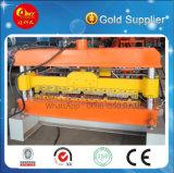 Máquina de fatura de placa de aço ondulada