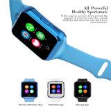 携帯電話のためのSIMのカードとのGelbert Hotselling D3 Smartwatch