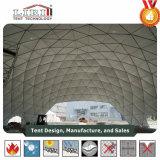 [ديا] [5-60م] فولاذ جيوديسيّ [هلف] كرة قبة خيمة لأنّ كرة قدم