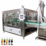 Macchina per l'imballaggio delle merci imbottigliante liquida asettica dell'imballaggio di sigillamento di riempimento a caldo dell'acqua della bevanda della spremuta della bottiglia di vetro
