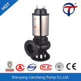 7.5kw 4 inches of Jywq type AUTOMATIC Agitating Submersible Sewage pump