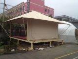 キャンプの八角形の高級リゾートのテントのホテルのテント