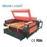 Máquina de estaca acrílica de madeira da gravura do laser do CO2