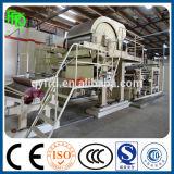 Papel higiénico reciclado del papel de tejido del papel usado que hace máquina Kithchen la máquina de la fabricación de papel para el mejor precio