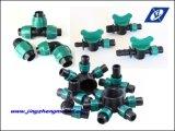 HDPEの圧縮の管付属品型