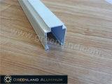 Rail principal romain en aluminium de vente chaude pour des abat-jour de fenêtre
