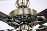 Ventilatore del soffitto della pala del ferro da 52 pollici con illuminazione