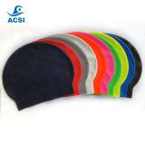 La impresión personalizada de natación de látex látex tapa Tapa de natación Natación Natación Hat Hat