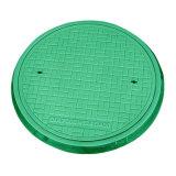 Coperchio di botola della plastica di rinforzo vetroresina di BMC FRP SMC