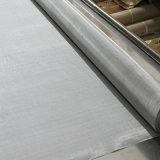 Filtro in tessuto olandese della saia rete metallica dell'acciaio inossidabile dai 5 micron