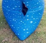 2ème Sac de couchage gonflable en gros campant extérieur d'air de rétablissement (D208)