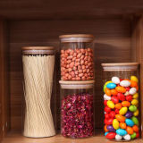 Personalizzare il vaso di biscotto del vaso della cucina di memoria dell'alimento del vaso di Micro-Paesaggio