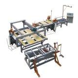 La garniture de bord a vu pour la chaîne de production de panneau de particules