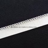 Clásico 10mm cinta elástica borde Picot hechas por máquina Comez de calibre 20
