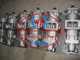 Genunine小松Manufcture~OEM小松Wa600-1のローダーポンプ705-58-47000部