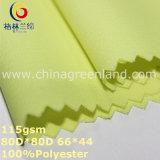 Färbendes Chiffon- Gewebe 100%Polyester für Frauen-Bluse (GLLML321)