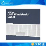 象眼細工自動電子通行料のコレクションUHF RFIDの札を追跡する防水RFIDの札車