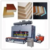 Melaminの熱い出版物機械/出版物を薄板にする短いサイクルMelamin