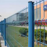 China Exportando PVC Revestido em grade de arame em 3D