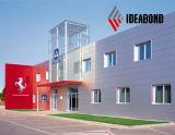 Ideabond Polyester-Aluminiumzusammensetzung Panel/ACP
