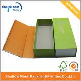 Customied 100% boîtes se pliantes faites main (QYZ046)