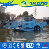Julong WasserWeed Erntemaschine-/Weed-Ausschnitt-Maschinen-/Wasser-Rasenmäher-Maschinerie