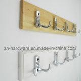 木高級で美しい衣服のホック及び金属のボードのホック(ZH-7015B)