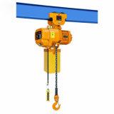 Gru Chain elettrica di alta qualità con l'amo 20-25t della sospensione
