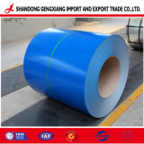 PPGI/Gi bobinas de acero para materiales de construcción